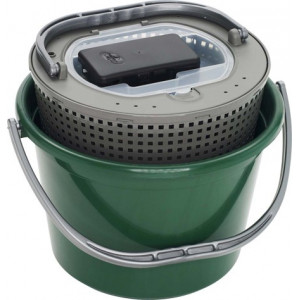 Darts Bait Bucket 13L + Oxygen Pump