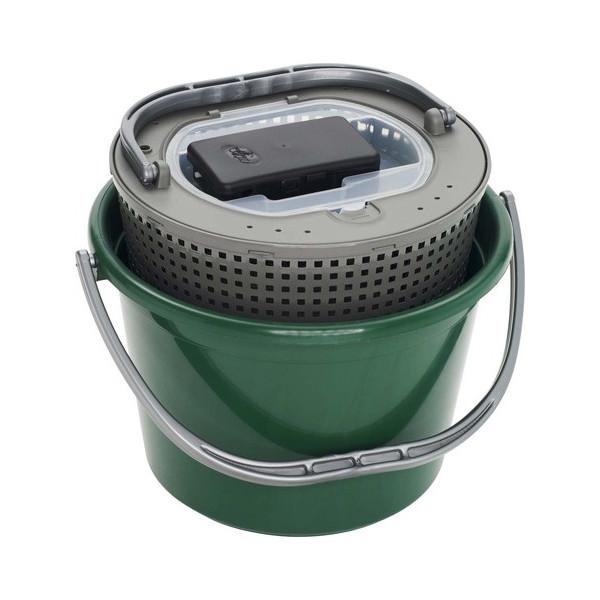 Darts Bait Bucket 13L + Oxygen Pump