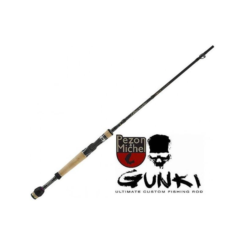 Gunki Shigeki S210M/ML Haspelspö