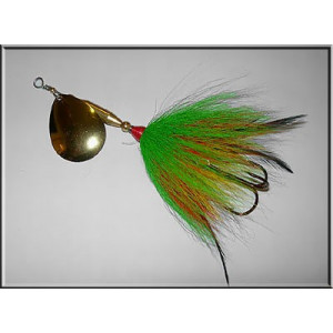 Lundgrens Little Muskie Rocker