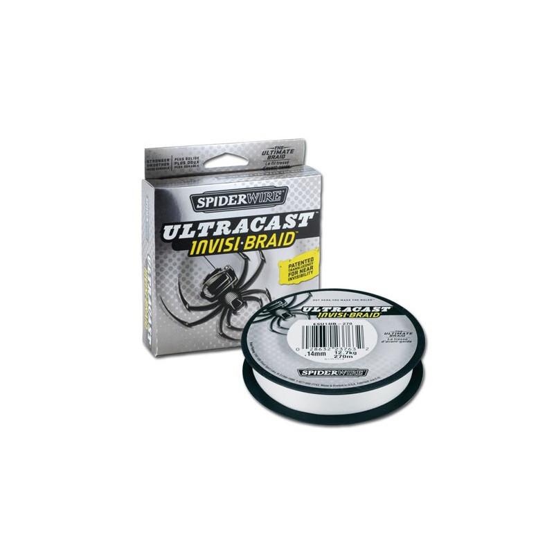 Spiderwire Ultracast Invisi-Braid 110m