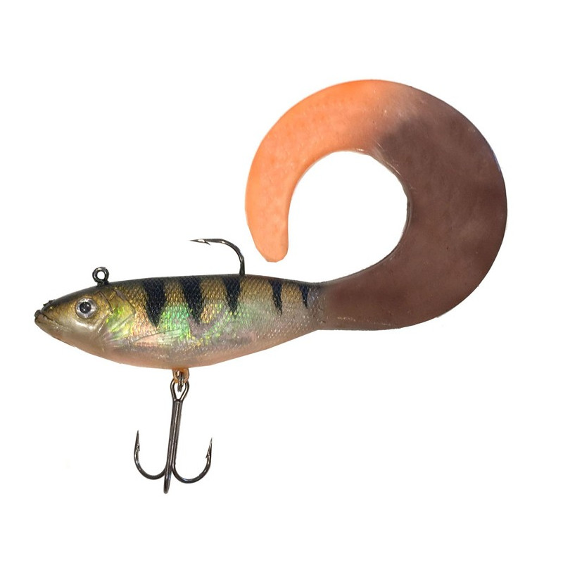 Storm Seeker Shad Giant Tail 8''