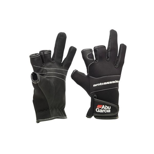 ABU-Garcia Professional Stretch Neoprene handske
