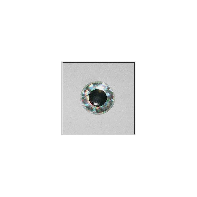 3D Ögon 13mm 181