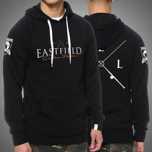 Eastfield Lures Hoodie Black