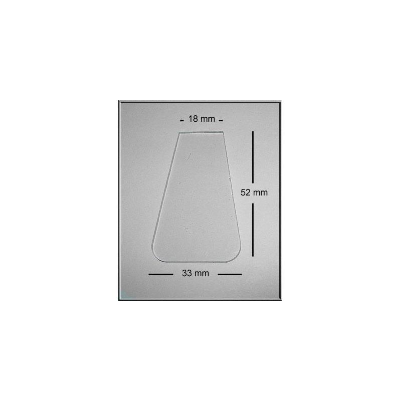 Diving Lip Polycarbonate 1161
