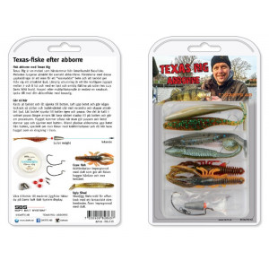 Darts Texas Rig Perch