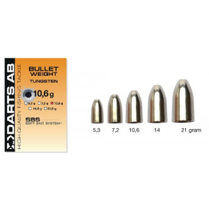 Darts Bullet Tungsten