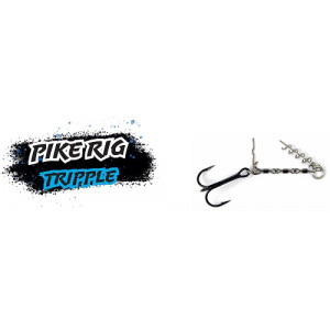 Darts Pike Rig Tripple
