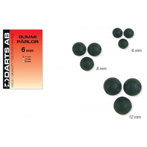 Darts Rubber Chock Beads