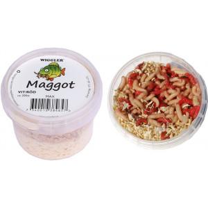 Wiggler Maggot Mix 250pcs