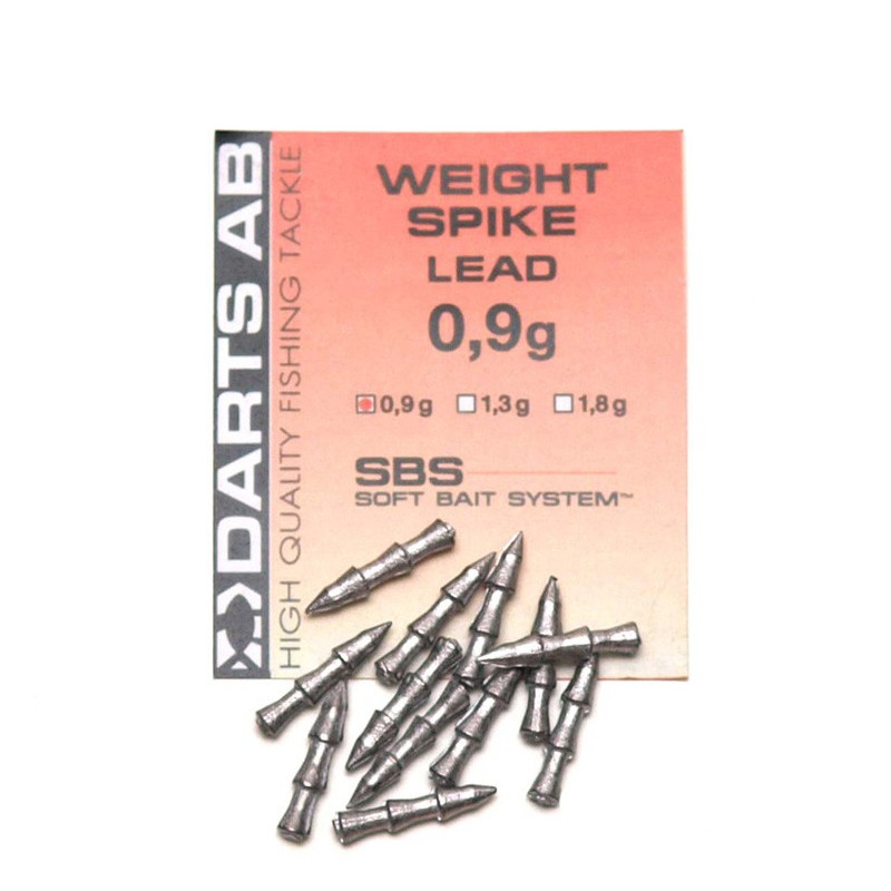 Darts Weight Spike