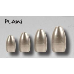 BFT Tungsten Bullet Weight Plain 10.6 gr 3st