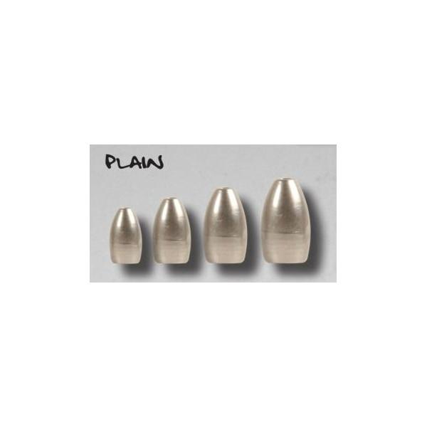 BFT Tungsten Bullet Weight Plain 14gr 2pcs
