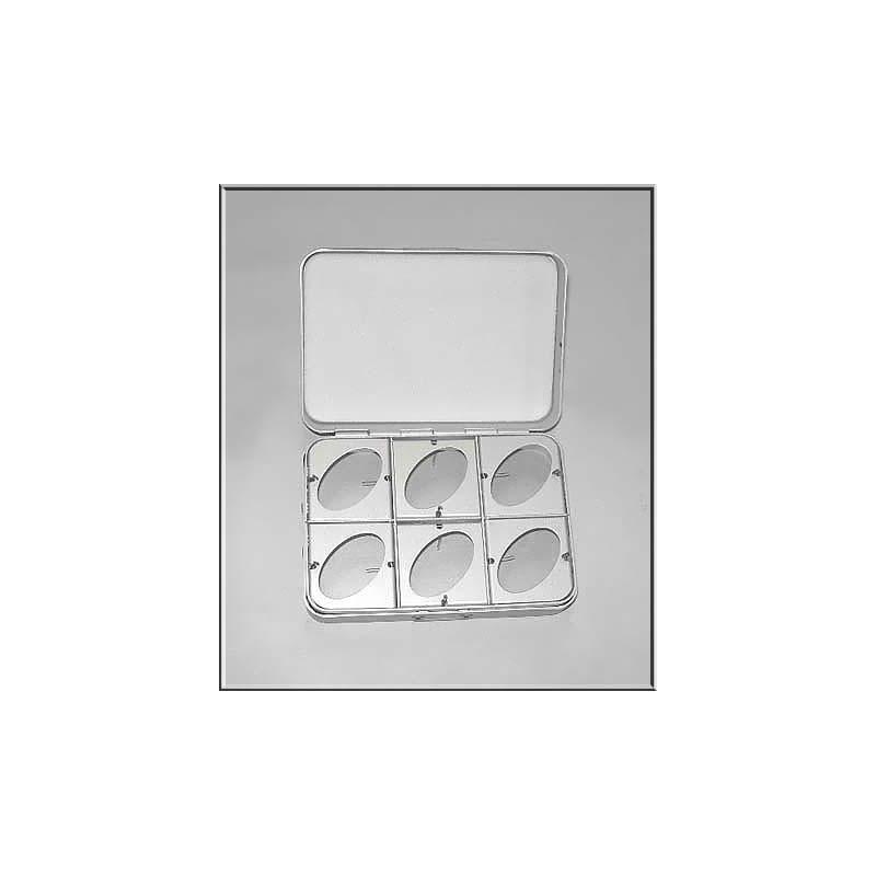 Flugask D.A.M Aluminium