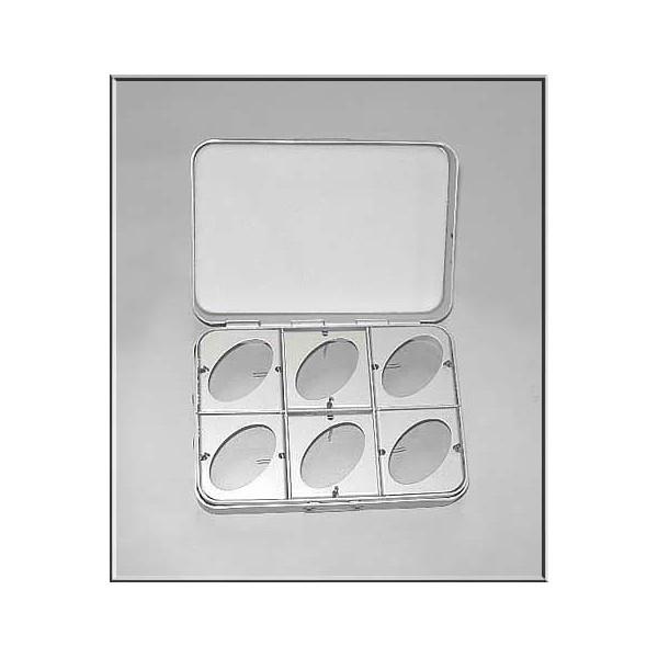Fly box D.A.M Aluminium