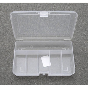 Baitbox 6-Compartments