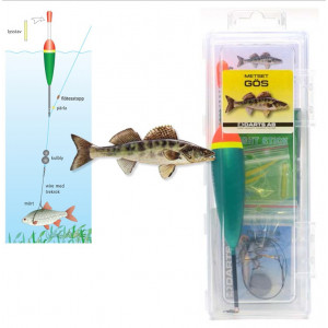 Darts Float Rig Walleye