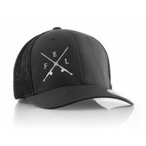 Eastfield Lures Flexfit Snapback Cap Black