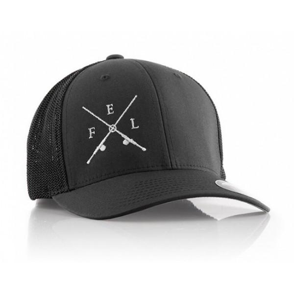 Eastfield Lures Keps Flexfit Snapback Cap Black