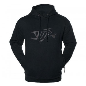 Gary Loomis Hoodie Transition Black