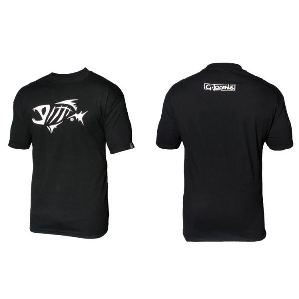 Gary Loomis T-Shirt Corpo Svart
