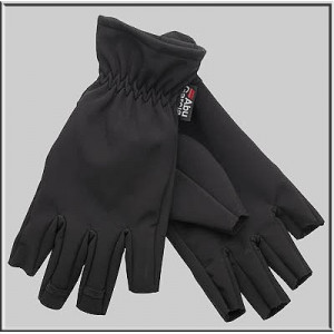 ABU-Garcia Softshell glove